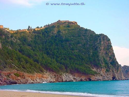 Castle Alanya, Turkey - 3846