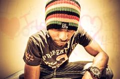 Rasta Beanie (Proleshi) Tags: boy selfportrait man guy me colors fashion self graffiti nikon grunge style dude tokina jamaica 28 dakine beanie hdr striped aero selfie photomatix singleexposure 111628 d300s tokina1116mmf28 proleshi jamaljosephs clymb noimnotahotgirl
