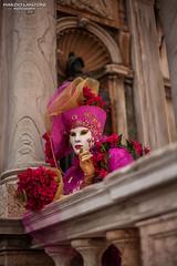 Carnival of Venice (2013) (marzio.lanzoni@libero.it) Tags: travel carnival venice portrait italy color colorful italia colore mask masks carnevale venezia ritratto viaggio maschera maschere colorato
