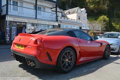 Ferrari 599 GTO (Si 558) Tags: ferrari gto 599