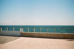 Grado - giugno 2015 (laura.effe) Tags: sea summer sky water clouds sand nuvole mare estate blu dune cielo acqua lungomare grado paesaggio lido sabbia pontile sabaudia litorale pescatori