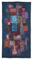 Anke Pradel-Schnknecht  Deep Winter (lastoffagiusta2013) Tags: quilt prague praha praga quilts patchwork
