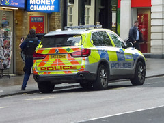 BX65 DHZ (Emergency_Vehicles) Tags: london police bmw vehicle metropolitan response armed x5 arv kzb bx65dhz