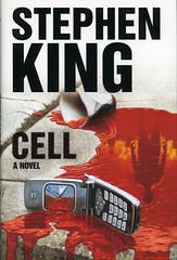 Novel-Stephen-King-Cell (Count_Strad) Tags: art coverart horror novel stephenking