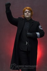 Star Wars (1) (Dezmin) Tags: light star order force general cosplay first 7 melbourne sabre rey ren wars episode hux crossplay awakens supanova kylo swtfa