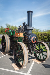 Clayton and Shuttleworth traction engine Dorothy (Paul Braham Photography) Tags: tractor bus car bike bicycle sportscar omnibus farmmachinery