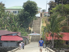 The gates of Brgy Bantigue Isabel Leyte (Keith Russel Inghug) Tags: mountain gates philippines isabel leyte brgy bantigue