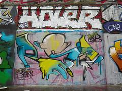 Nantes (Zerbi Hancok) Tags: street france wall graffiti graff nantes murs ruepaulnizan