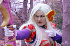 Ashe (MissMagick Photography) Tags: cosplay lol ashe heartseeker leagueoflegends