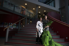 Fashion Show - West Thames College (RP Photography Solutions - Band and Events) Tags: show lighting camera west london college fashion thames fun fire evening design model day wind earth main year models competition off event talent barber end atrium showcase catwalk hairdressers barbers based designers judges hairdressing judged iselworth