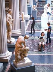 2013_edition_04_21 (Ilya Gulyaev) Tags: nyc travel people newyork art classic statue museum greek marble met metropolitanmuseum