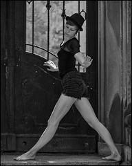 160529_135656_Hella_bw-sfx.2048 (martinosque) Tags: portrait dancer hella