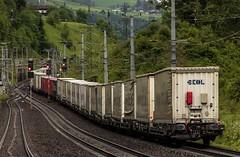 1397_2016_05_24_sterreich_Loifarn_LM_6189_917_&_6185_665_kombiverkehr_mit_ekol_KV_Villach (ruhrpott.sprinter) Tags: railroad salzburg train germany deutschland austria sterreich diesel outdoor natur traction siemens eisenbahn rail zug x db cargo berge company 101 nrw passenger alpen lm fret schokolade gelsenkirchen ruhrgebiet freight bb locomotives 917 bludenz kv 185 lokomotive rtc gbs sprinter ruhrpott robel gter 1144 ekol 1116 steuerwagen 6185 6189 9130 tauernbahn lokomotion reisezug schwarzach reisezugwagen hmmerle kombiverkehr ellok cargoserv 189630 loifarn