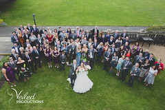 Veiled Productions - Jamie and Alex - Horsley Towers Wedding Surrey