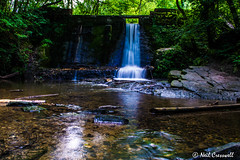 174/366 Wepre Park Waterfall (In explore 23/06/2016) (crezzy1976) Tags: water landscape waterfall nikon outdoor victorian serene 365 flintshire day174 northwales weprepark d3100 yahooyourpictures crezzy1976 photographybyneilcresswell 366challenge2016