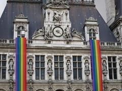 Htel de ville, Paris IVe (Yvette Gauthier) Tags: paris hommage hteldeville paris4
