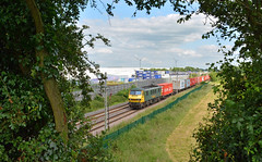 90016 at DIRFT (robmcrorie) Tags: rail terminal international freight daventry intermodal dirft