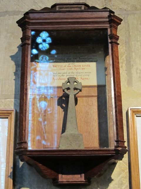 The Carne Cross