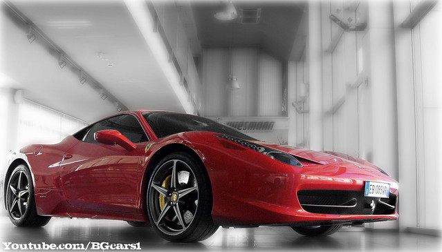 Red 458