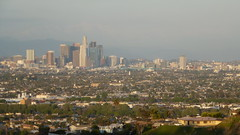 Downtown LA Skyline (Kelson) Tags: california park skyline losangeles hills sowntown kennethhahnstaterecreationarea hahnpark