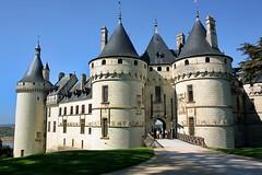 Château de Chaumont / Замъка Шомон (mitko_denev) Tags: france castle frankreich chateau schloss loire дворец замък chaumontsurloire