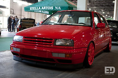 """Red VW Golf mk3 • <a style=""""font-size:0.8em;"""" href=""""http://www.flickr.com/photos/54523206@N03/6892933522/"""" target=""""_blank"""">View on Flickr</a>"""