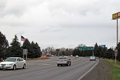 Blackfoot, Idaho on Parkway Drive looking North (5of7) Tags: sky cloud clouds village nopeople idaho scape i15 interstate15 10views binghamcounty blackfootidaho usroute26 parkwaydraive