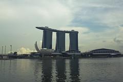 Marina Bay Sands, Singapore (FromTheNorth) Tags: skyscraper singapore casino sands marinabay