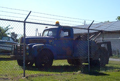 1942-47 Ford F-1 Tow Truck (Caleb Nestor) Tags: ford truck f1 f series tow 194247