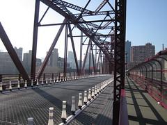 Roosevelt Island - New York City, New York (Dougtone) Tags: nyc newyorkcity bridge newyork eastriver rooseveltisland welfareisland 031812