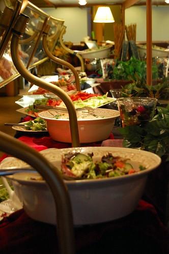 dinnerbuffet