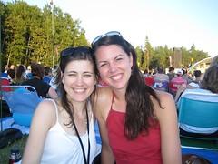 Tarp time at the Winnipeg Folk Festival