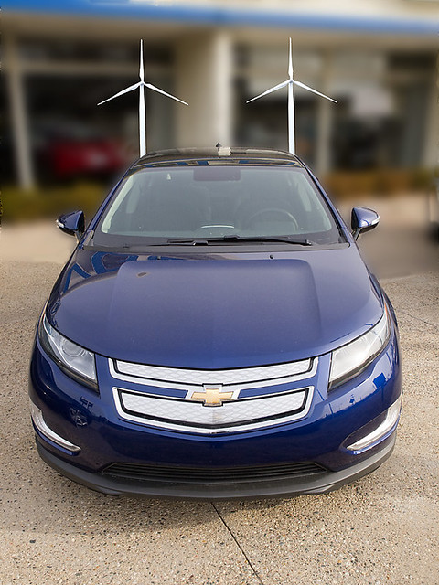 gmc chevyvolt