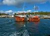 FH723 (Harvester II) at Flushing (Tim Green aka atoach) Tags: boat cornwall falmouth flushing buoyant fh723