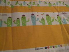 I heart Decolello (SFZpaeonia) Tags: cactus japanese sewing fabric quilting decole decolello