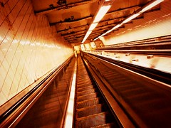 "The Escalator to Hell or to the ""A"" Train (ziggywiggy1(SHELLIE B.)) Tags: nyc newyorkcity ny subway experimental manhattan imagination experimentation masstransit amateurs whatsyouranglebuddy washingtonheights flickritis trippystuff nyctransit thenycsubway subwayphotos experimentaldream subwayphotography undergroundsandsubways flickrelite w181ststreet subwayaroundtheworld picmonkey"