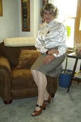 Laurette Victoria (Laurette Victoria) Tags: wisconsin pose blouse milwaukee heels laurette laurettevictoria
