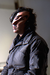 Pierangelo Pertile (fotografo) omaggio a Francis Bacon. (UBU ) Tags: blues fotografo ubu unamusicaintesta bluubu luciombreepiccolicristalli dorsokgamo
