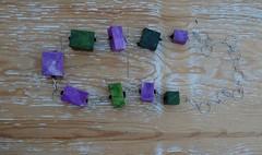 prove catalogo 047 (Basura di Valeria Leonardi) Tags: basura collane polistirolo reciclo cartadiriso riciclo