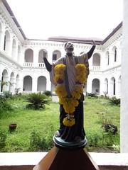 Basicilla of Bom Jesus (Rajesh_India) Tags: india church sony goa monsoon aguada oldgoa portugese basilicaofbomjesus sinquerim