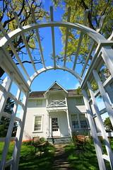 """""""พิพิธภันฑ์พื้นบ้านประจำเกาะ"""" San Juan Island Washington"""