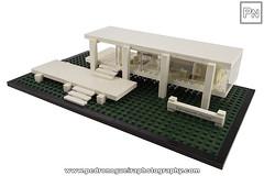 Farnsworth House (Pedro Nogueira Photography) Tags: architecture toys miniature arquitectura lego bricks landmark 1951 brinquedos farnsworthhouse miniaturas ludwigmiesvanderrohe pedronogueira pedronogueiraphotography