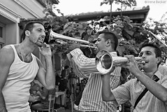 Let Me Hear! (Irene Becker) Tags: serbia kusturica balkan guca srbija srb gucha gua  onfrontpage dragaevskisabor irenebecker guatrumpetfestival irenebeckerorg imagesofserbia southwesternserbia