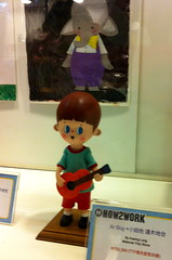 Ah Boy by Kasing Lung (MaoPoPo & BiangBeiBei) Tags: toy taiwan exhibition taipei  figurine  ahboy  ttf   how2work kasinglung   atoysforest