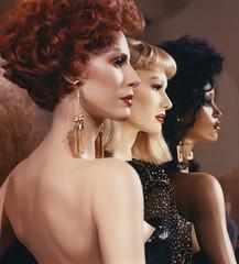 vintage001 - Greneker (Greneker Mannequins) Tags: girls glamour 1980s