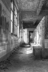 Hasard Cheratte - Inside the Washing Room (Laario) Tags: heritage architecture nikon mine industrial belgium tamron liege architectuur urbex industrialdecay hasard cheratte industrieel tamron1750 d7000 laario coilery