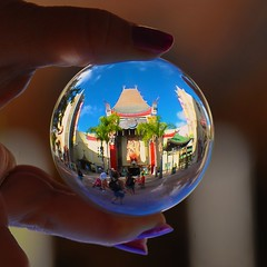 Mann´s Chinese Theater Captured in the Round