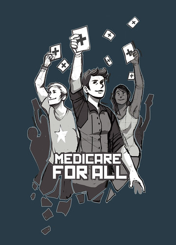 From flickr.com: Medicare for All {MID-163044}