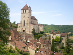 Saint-Cirq-Lapopie (LOT Tourisme) Tags: france horizontal lot t eglise saintcirqlapopie territoire religieux sudouest midipyrnes plusbeauxvillagesdefrance valledulot lotdepartment edificereligieux thmatique departementdulot patrimoinehistoriqueetculturel tourismelot grandssites habitationetbtiment