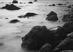 (cemarre) Tags: longexposure sea seascape reunion canon blackwhite poselongue flickraward flickrunitedaward